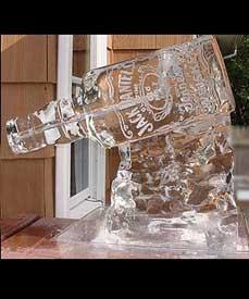 Custom Ice Luge Long Island
